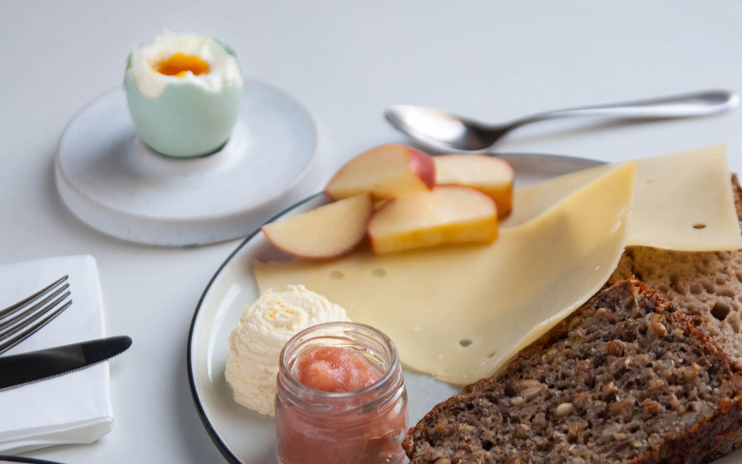 Økologisk morgenmad og brunch hos os eller som catering til fødselsdag, firma og meget andet fra Puglisi Events. Billede af: Karl Ejnar Jørgensen.