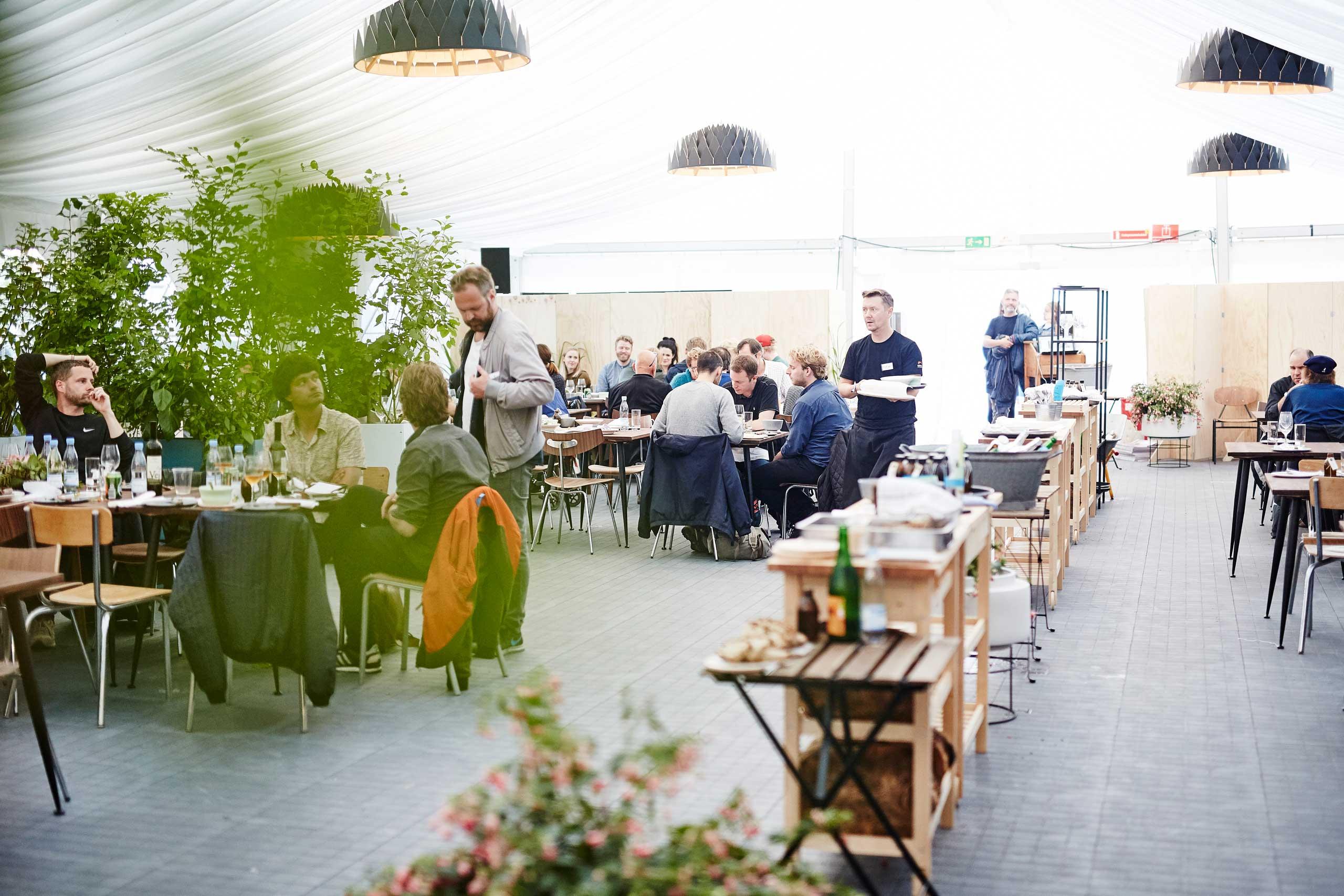 Økologisk mad og vin til kick-off og meget mere hos os eller som catering fra Puglisi Events.