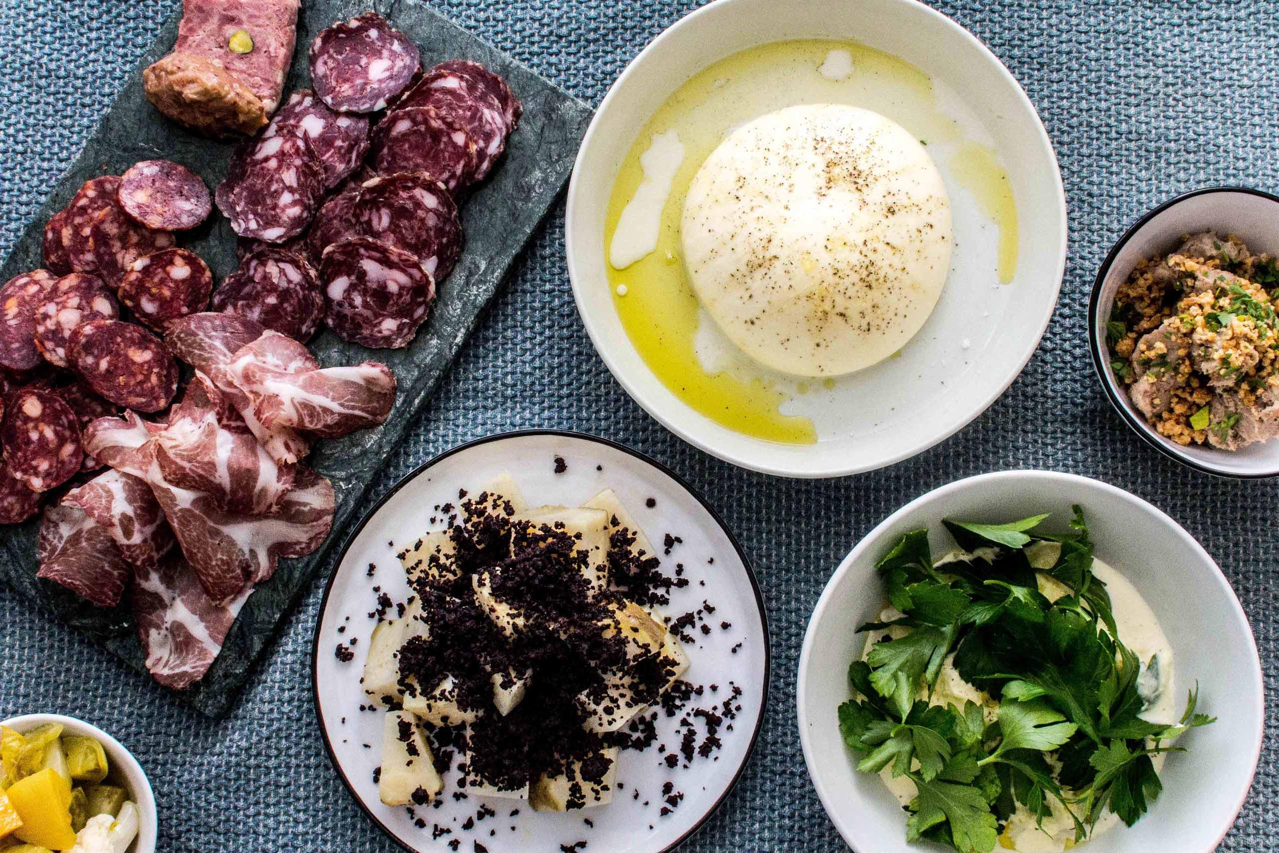 Økologisk mad og vin til konfirmation, fødselsdag og meget mere hos os eller som catering fra Puglisi Events. Billede af: Rachel Jones.