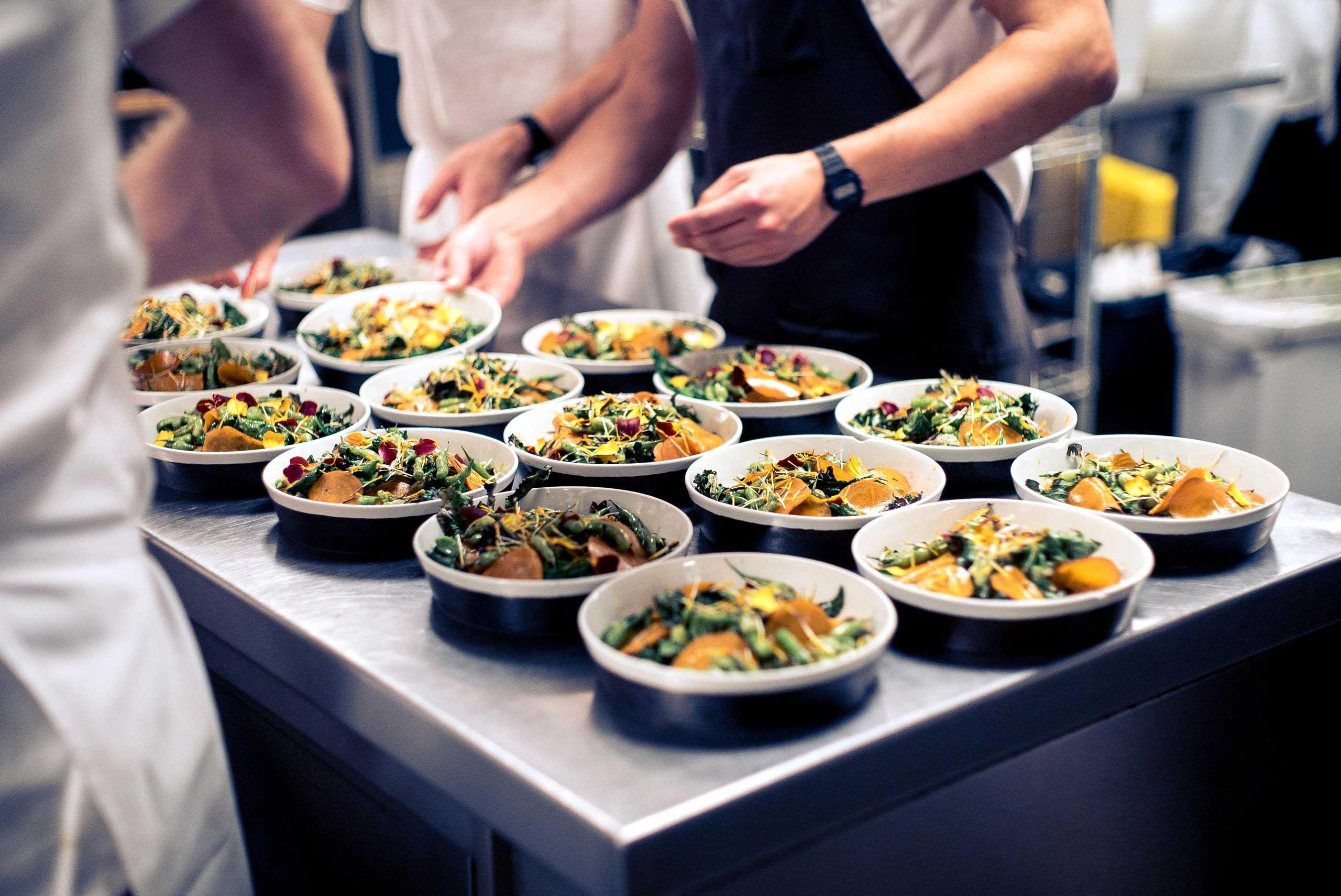 Økologisk mad og vin hos os eller som catering til bryllup, studenterfest, fødselsdag og meget mere fra Puglisi Events. Billede af: Rachel Jones.